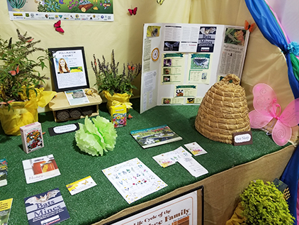 AG Learning Center Display